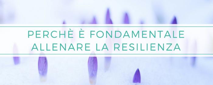 resilienza